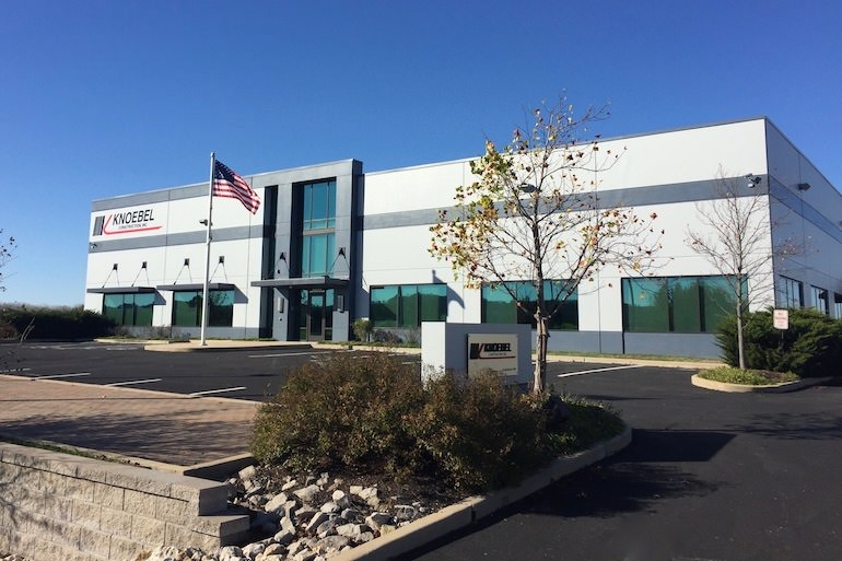 Knoebel Construction doubles office space with move to Chesterfield, MO