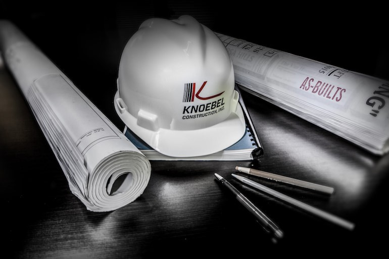 Knoebel named one of St. Louis' largest general contractors by the St. Louis Business Journal