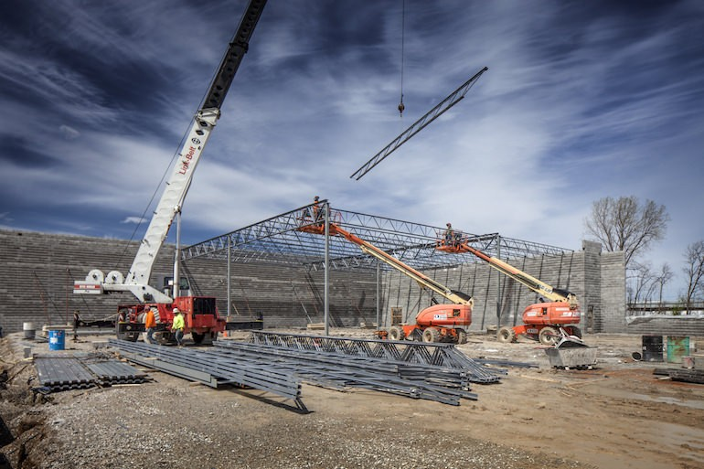 St. Louis Post Dispatch: Work proceeds at St. Peters shopping center