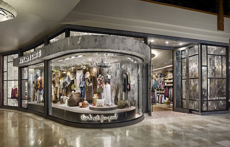 Knoebel Construction Completes 50th Store in Five Years for National Fashion Boutique Altar'd State