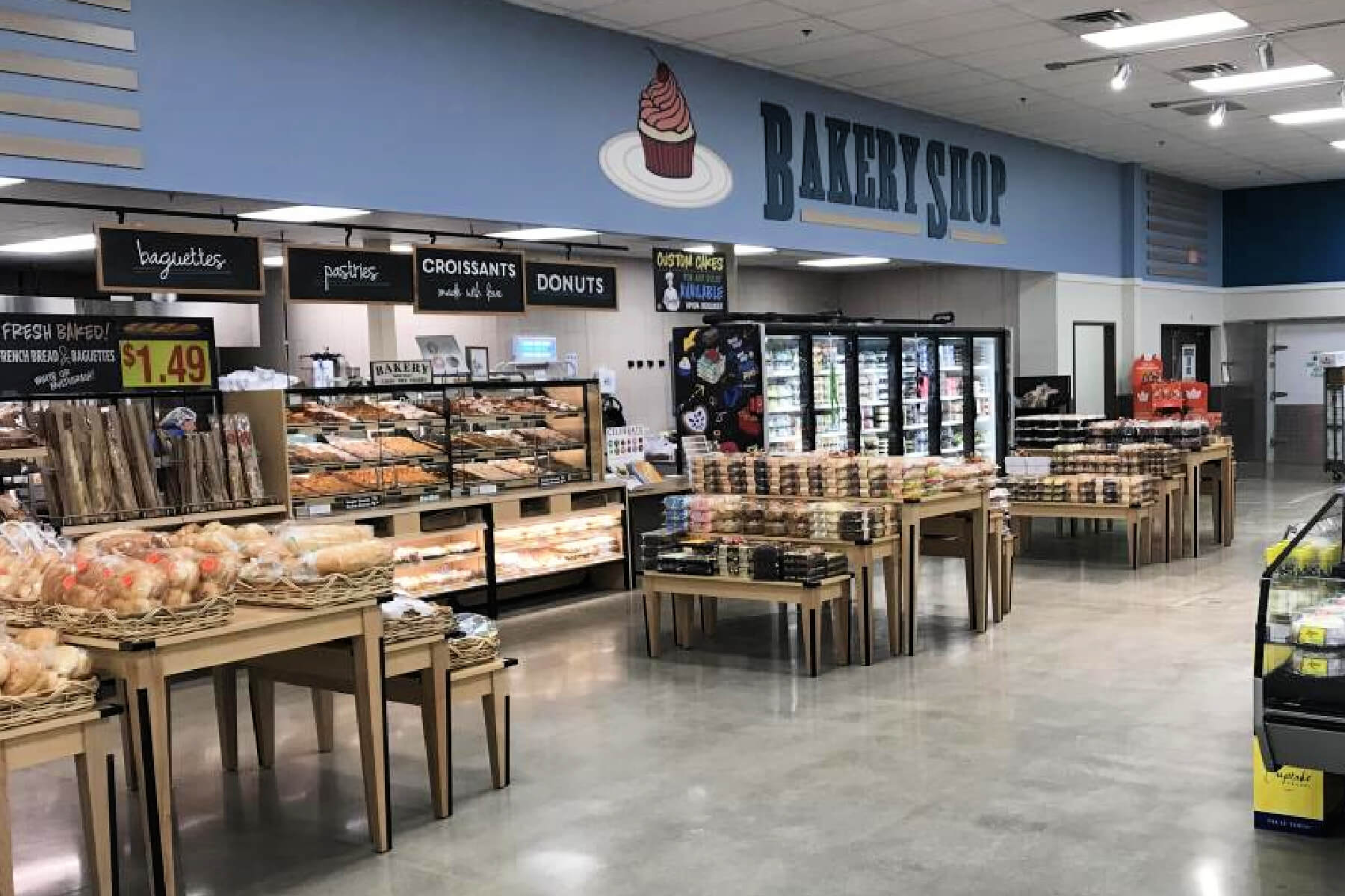 Knoebel Construction completes six-phase remodel of Pay Less Super Markets