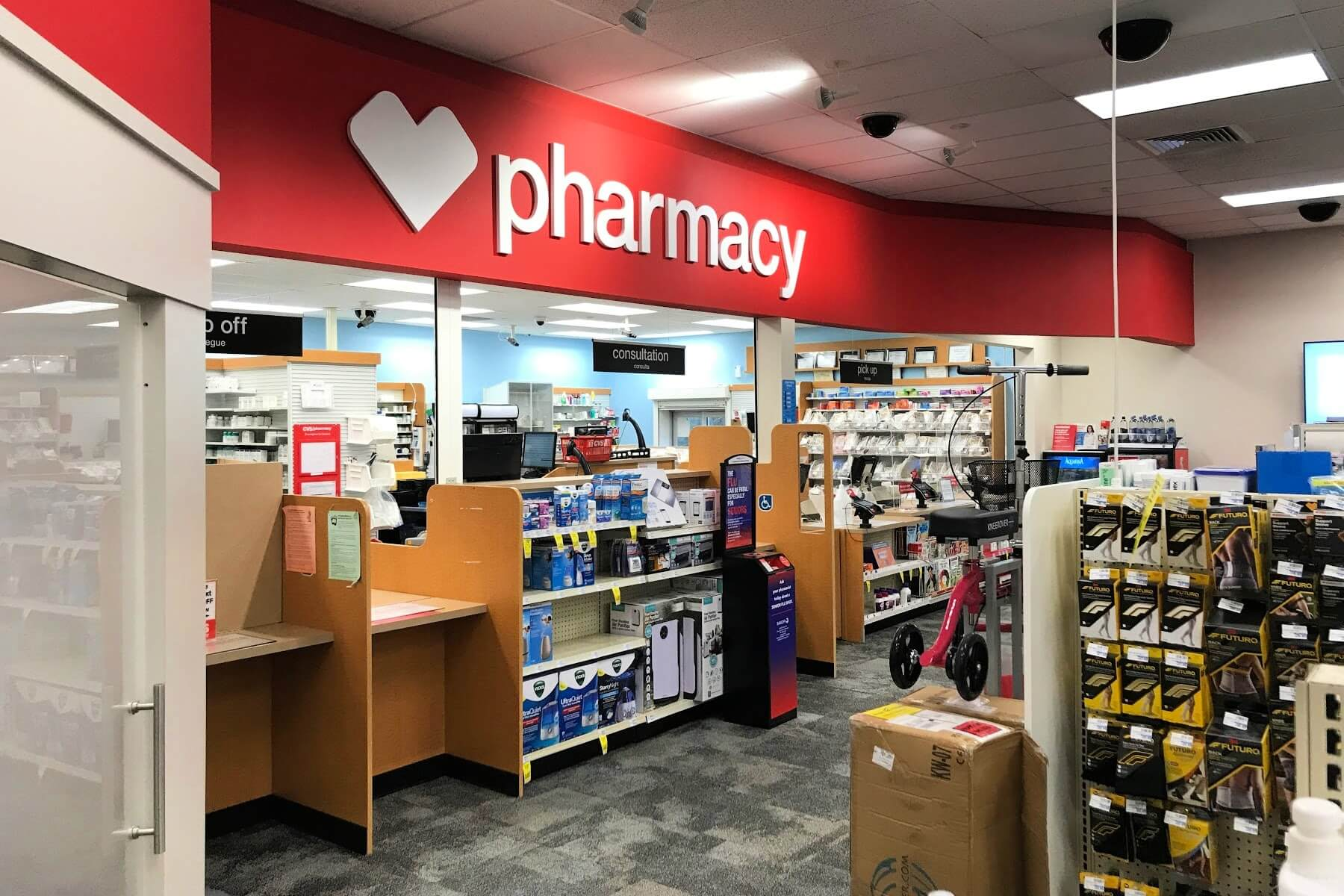 Knoebel Construction completes construction of health clinics at CVS Pharmacy locations in Missouri, Kansas and Tennessee