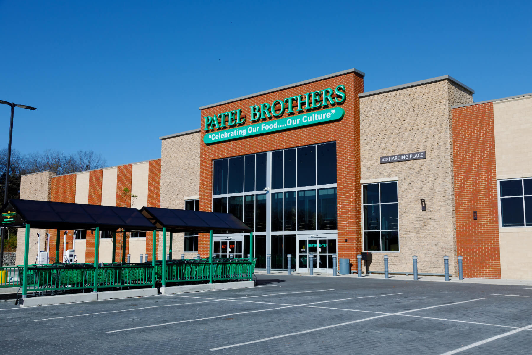 Knoebel Construction completes construction of Patel Brothers Indian-American grocery stores in Arizona and Georgia