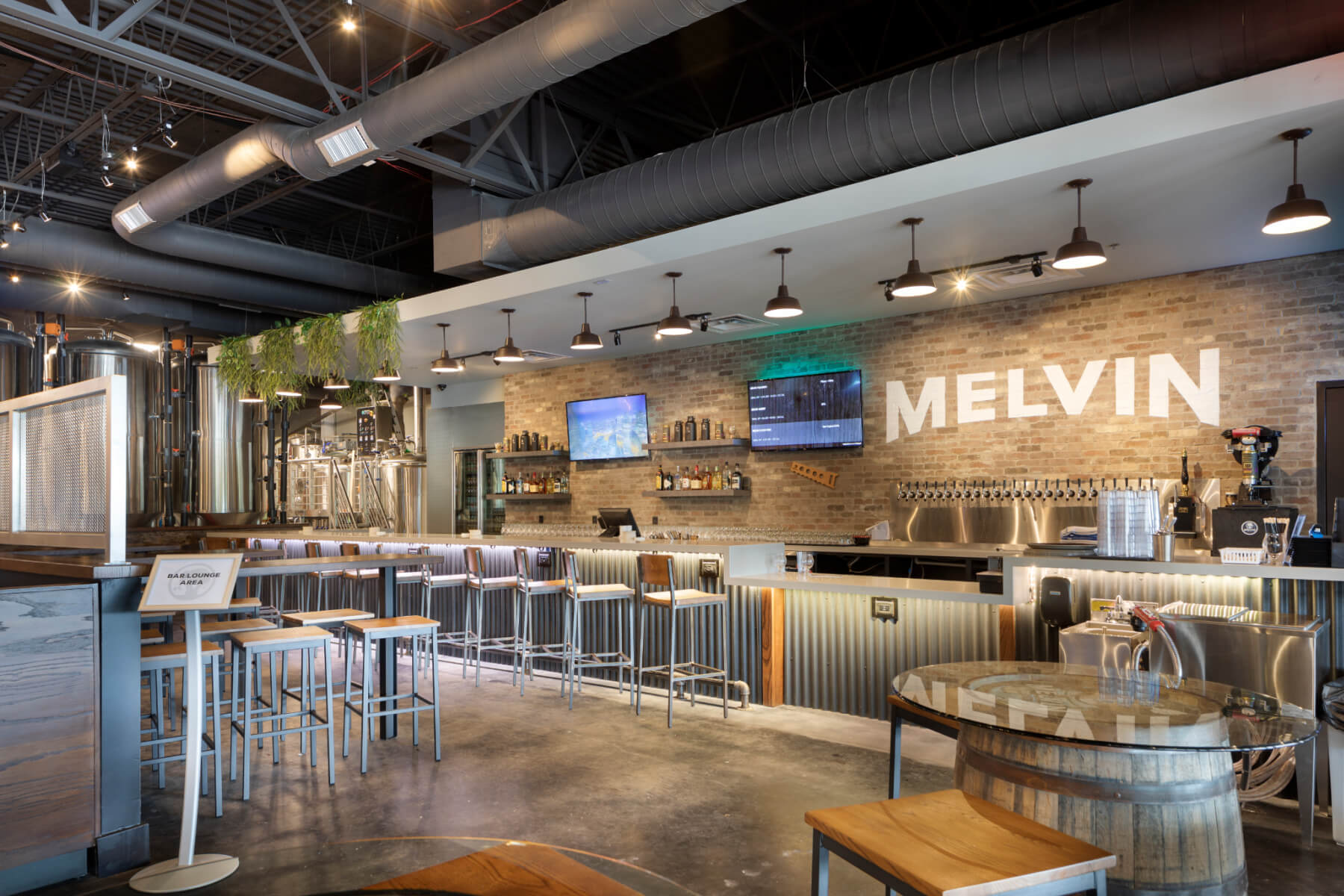 Knoebel Construction Completes Construction of Melvin Brewing in Eureka, MO